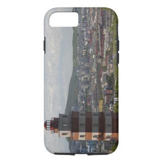 Capa iPhone 8/7 Rússia, Murmansk. A cidade a maior ao norte do