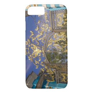 Capa iPhone 8/7 Rússia, Pushkin. Torres do detalhe e de apoio da