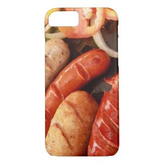 Capa iPhone 8/7 Salsichas do CHURRASCO