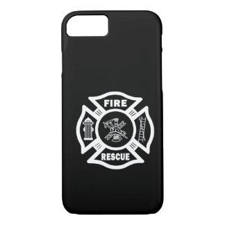 Capa iPhone 8/7 Salvamento do fogo