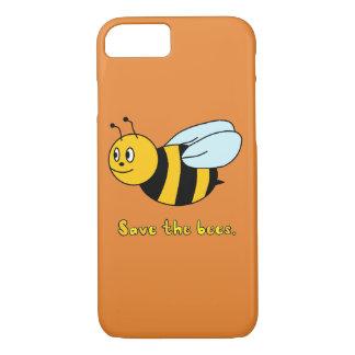 Capa iPhone 8/7 'Salvar as abelhas