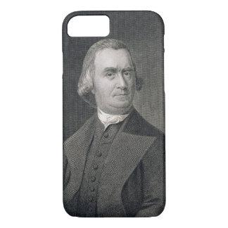 Capa iPhone 8/7 Samuel Adams, gravado por G.F. Tempestade