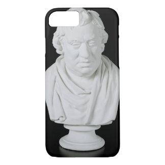Capa iPhone 8/7 Samuel Johnson (1709-84) 1777 (emplastro)