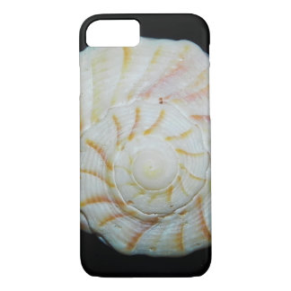 Capa iPhone 8/7 Seashell espiral