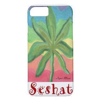 Capa iPhone 8/7 Seshat, a deusa egípcia seja com você