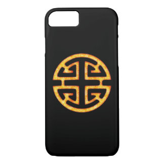 Capa iPhone 8/7 Símbolo chinês do Lu