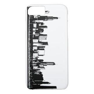 Capa iPhone 8/7 Skyline de Chicago