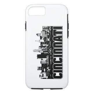 Capa iPhone 8/7 Skyline de Cincinnati