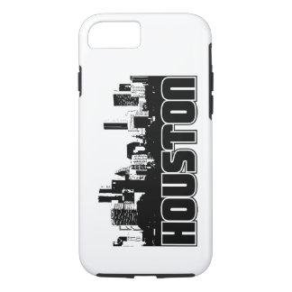 Capa iPhone 8/7 Skyline de Houston