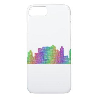 Capa iPhone 8/7 Skyline de Nashville