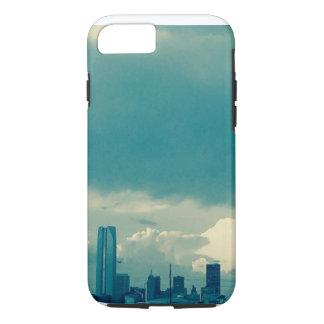 Capa iPhone 8/7 Skyline do centro de Oklahoma