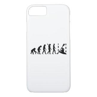 Capa iPhone 8/7 Slalom da canoa da evolução
