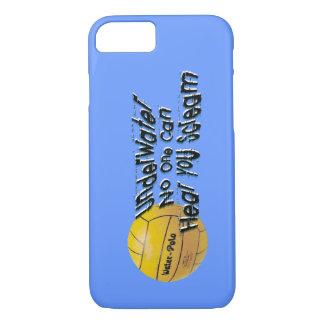 Capa iPhone 8/7 Sob a água ninguém pode ouvi-lo gritar o cobrir