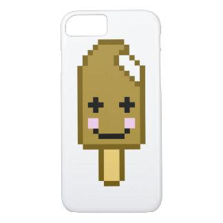 Capa iPhone 8/7 Sorvete de Kawaii de 8 bocados