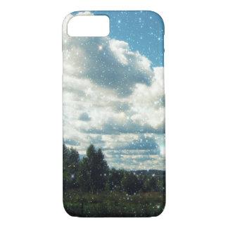 Capa iPhone 8/7 Sparkles do céu