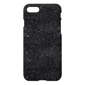 Capa iPhone 8/7 Sparkles do preto
