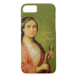 Capa iPhone 8/7 St. Apollonia (BLA 001) mal lá