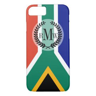 Capa iPhone 8/7 Sul - bandeira africana