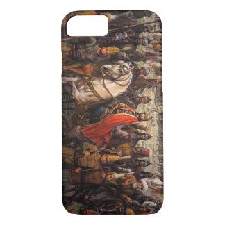 Capa iPhone 8/7 Sultão Mehmed do império otomano