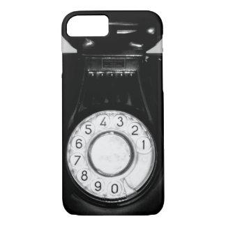 Capa iPhone 8/7 Telefone retro