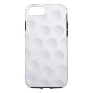 Capa iPhone 8/7 Textura da bola de golfe