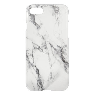 Capa iPhone 8/7 Textura de pedra de mármore