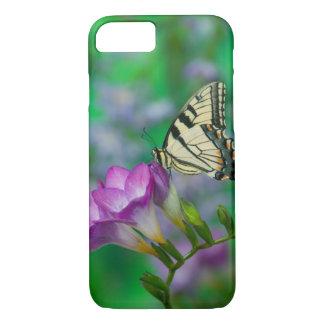 Capa iPhone 8/7 Tigre oriental Swallowtail em Fresia - Sammamish