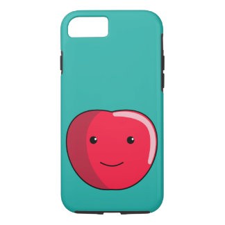 Capa iPhone 8/7 Tomate legal de Kawaii
