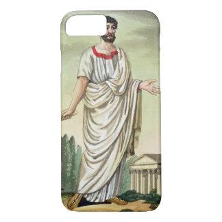 """Capa iPhone 8/7 Tribuna das pessoas, no. 37 """"de Roma antiga"""","""