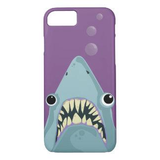 Capa iPhone 8/7 Tubarão mau dos dentes