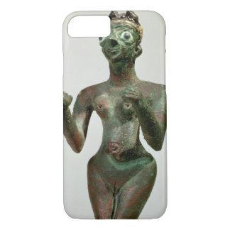 Capa iPhone 8/7 Uma deusa de Mari, período Dynastic adiantado,
