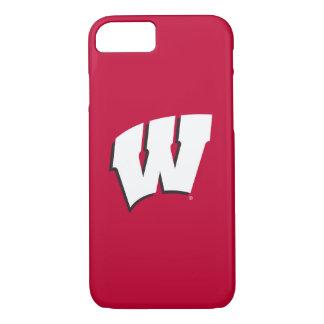 Capa iPhone 8/7 Universidade de Wisconsin | do logotipo de