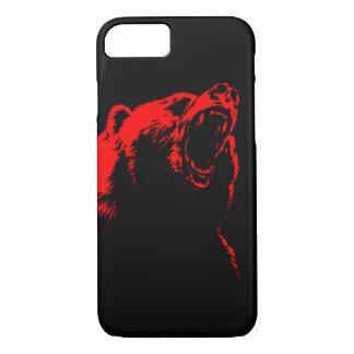 Capa iPhone 8/7 Urso