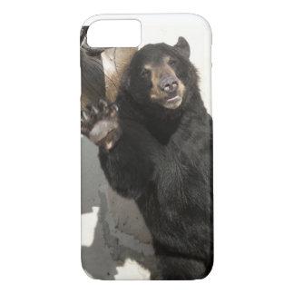 Capa iPhone 8/7 Urso de ondulação