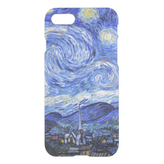 Capa iPhone 8/7 Van Gogh a noite estrelado
