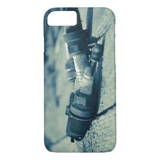 Capa iPhone 8/7 Velas de ignição quebradas