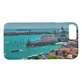 Capa iPhone 8/7 Veneza, Italia - vista aérea