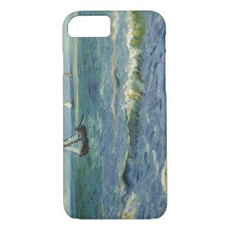 Capa iPhone 8/7 Vincent van Gogh - Seascape perto de Les Saintes