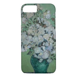 Capa iPhone 8/7 Vincent van Gogh | um vaso de Rosa, 1900