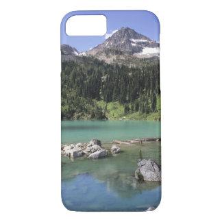 Capa iPhone 8/7 WA, Okanogan N-F, lago Lewis e pico preto