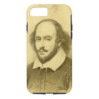 Capa iPhone 8/7 William Shakespeare