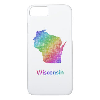 Capa iPhone 8/7 Wisconsin