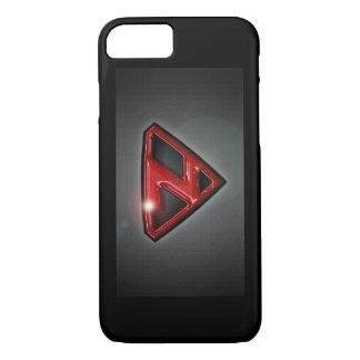 Capa iPhone 8/7 Zer0 Her0 exemplo super da crista Ph0ne