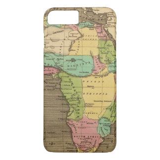 Capa iPhone 8 Plus/7 Plus África, atlântica