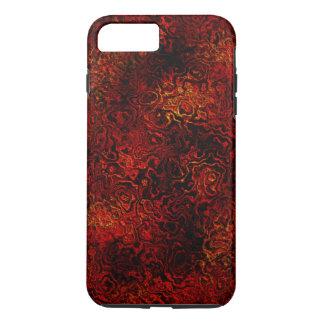 Capa iPhone 8 Plus/7 Plus Água do fogo