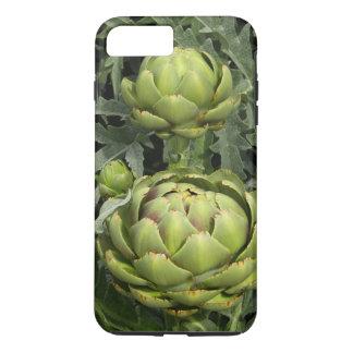 Capa iPhone 8 Plus/7 Plus Alcachofras