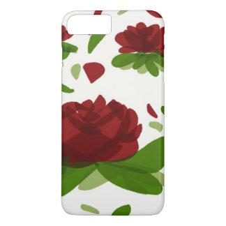 Capa iPhone 8 Plus/7 Plus Alguns rosas para você