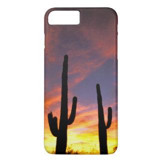 Capa iPhone 8 Plus/7 Plus America do Norte, EUA, arizona, deserto de Sonoran