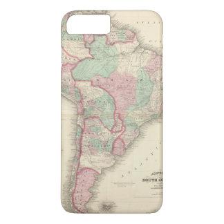 Capa iPhone 8 Plus/7 Plus Ámérica do Sul 2
