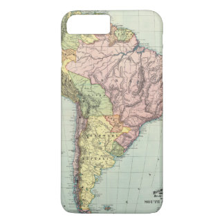 Capa iPhone 8 Plus/7 Plus Ámérica do Sul 43